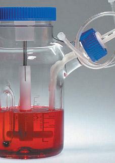 Bio Simplex Spinner Flask Accessories Sani Tech West